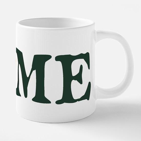 HOME - Wisconsin 20 oz Ceramic Mega Mug