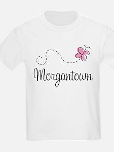 Pretty Morgantown West Virginia T-Shirt