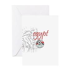 The Pharaohs Greeting Card