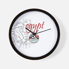 The Pharaohs Wall Clock