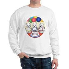 Birthday Party Westies Sweatshirt