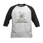 Every Bunny Earth Day Kids Baseball Jersey