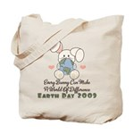 Every Bunny Earth Day Tote Bag