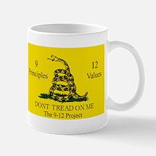 Don't Tread on Me 9-12 Mug