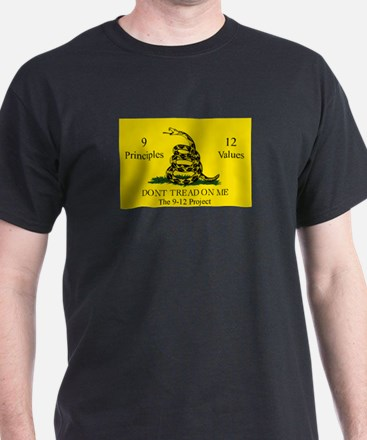 Don't Tread on Me 9-12 T-Shirt