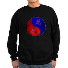 Tiger/Dragon Yin/Yang Sweatshirt