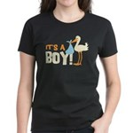 It's a Boy Women's Dark T-Shirt