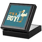It's a Boy Keepsake Box