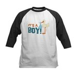 It's a Boy Kids Baseball Jersey