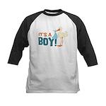 It's a Boy Kids Baseball Jersey