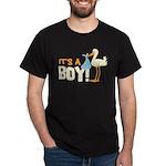It's a Boy Dark T-Shirt