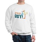 It's a Boy Sweatshirt