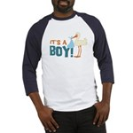 It's a Boy Baseball Jersey