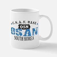 Osan Air Force Base Mug