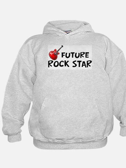 Cute Future rockstar Hoodie