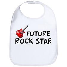 Cute Future rockstar Bib