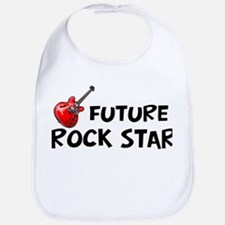 Kids guitar Bib