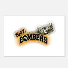 2009 Bay Bombers Postcards (Package of 8)