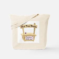 Acai Stand Tote Bag