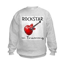 Rockstar in Training 1 Sweatshirt
