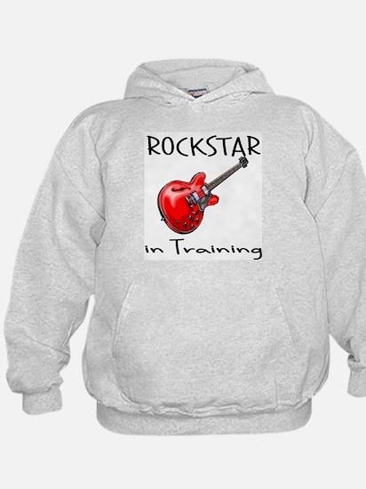 Rockstar in Training 1 Hoodie