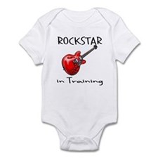 Rockstar in Training 1 Infant Bodysuit