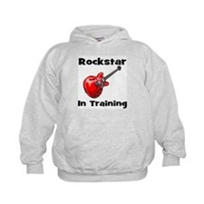 Rockstar in Training Hoodie