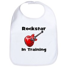 Rockstar in Training Bib