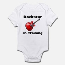 Rockstar in Training Infant Bodysuit