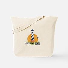 Cape Fear Coast NC Tote Bag
