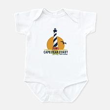 Cape Fear Coast NC Infant Bodysuit