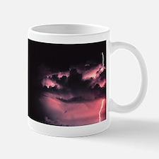 purple lighting Mug