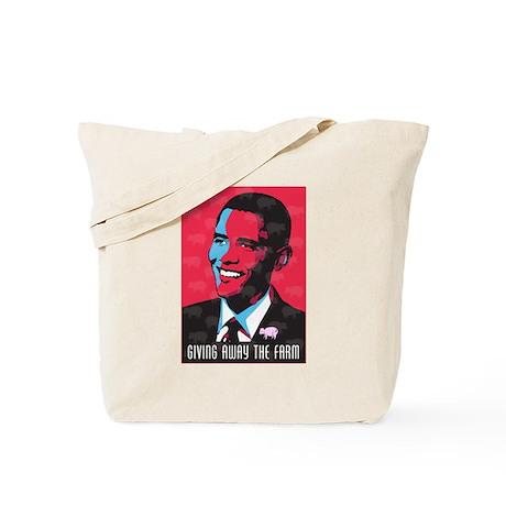 Barack Obama Art Tote Bag
