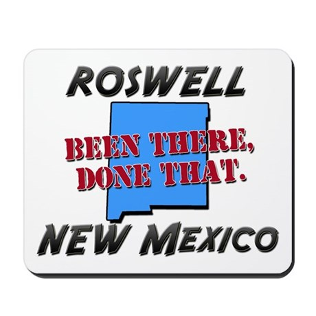 roswell new mexico - been there, done that Mousepa