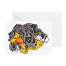 NMrl Ducky Greeting Card