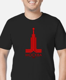 1980 Olympics in Moscow T-Shirt