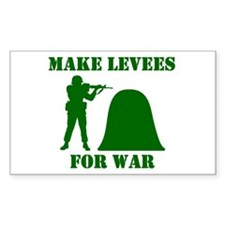 Make Levees Rectangle Decal