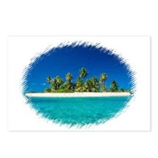 ISLAND Postcards (Package of 8)