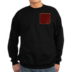 Checkerboard Sweatshirt