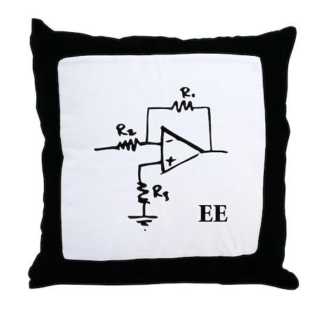 ee throw pillow