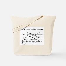 Unique Pastors Tote Bag