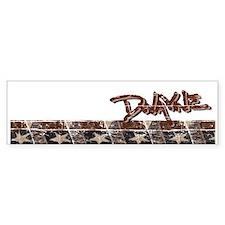 Dwayne's Bumper Bumper Sticker