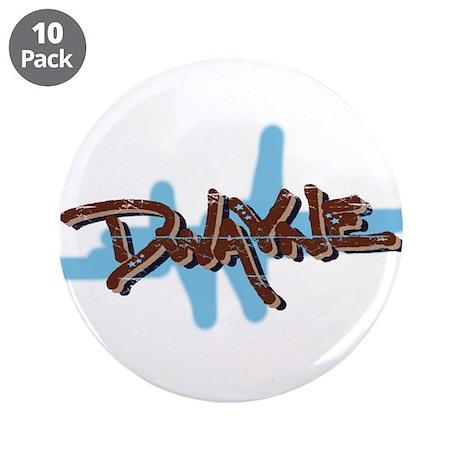 "Dwayne's 3.5"" Button (10 pack)"