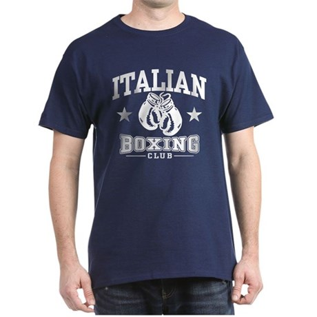 Italian Boxing Dark T-Shirt