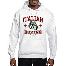 Italian Boxing Hoodie