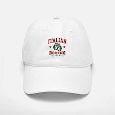 Italian Boxing Baseball Baseball Cap