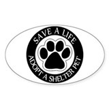 Adopt a shelter pet Single