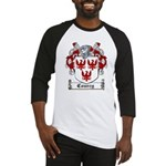 Courcy Coat of Arms Baseball Jersey