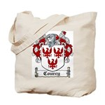 Courcy Coat of Arms Tote Bag