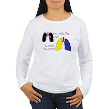 New Lungs Long Sleeve T-Shirt